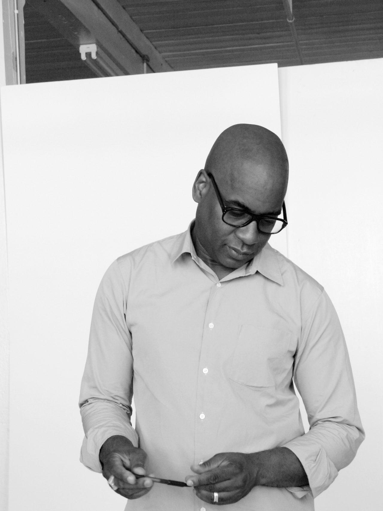 Glenn Ligon. Photo:Paul Mpagi Sepuya